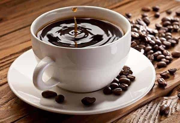 Giảm cân hiệu quả bằng một ly cà phê mỗi sáng