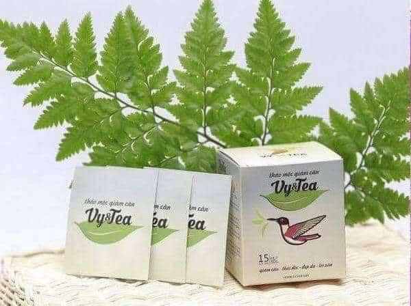 co thai uong tra giam can vy tea duoc khong 01 - Có thai uống trà giảm cân Vy Tea được không?
