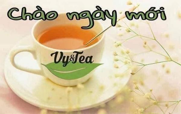 huong dan uong tra giam can vy tea 01 - Hướng dẫn cách uống trà giảm cân Vy Tea hiệu quả