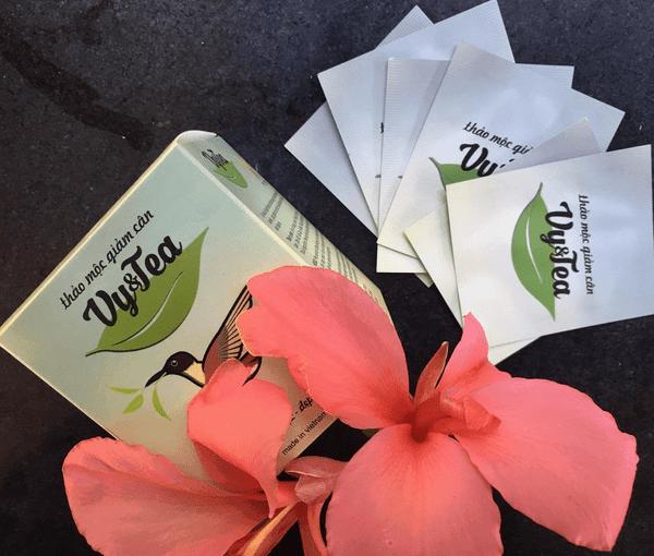 nguyen ly tra giam can vy tea 01 - Cơ chế hoạt động tự nhiên của trà giảm cân Vy Tea