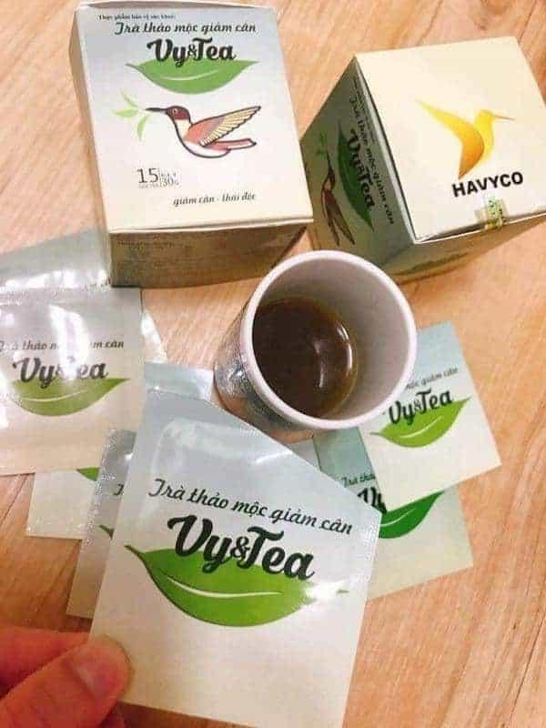 phan phoi tra giam can vy tea 03 - Phân phối trà giảm cân Vy Tea tại Hà Nội