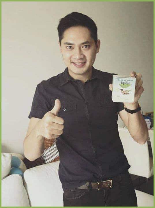 trà giảm cân vy&tea