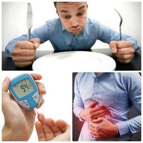 giảm cân bằng cách nhịn ăn