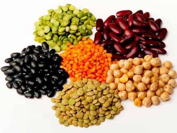 tác dụng giảm cân của các loại đậu tự nhiên