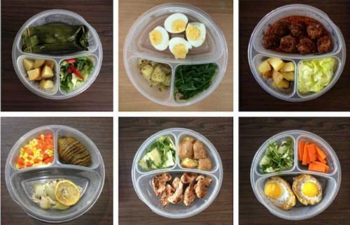 thực đơn ăn kiêng giảm cân hiệu quả