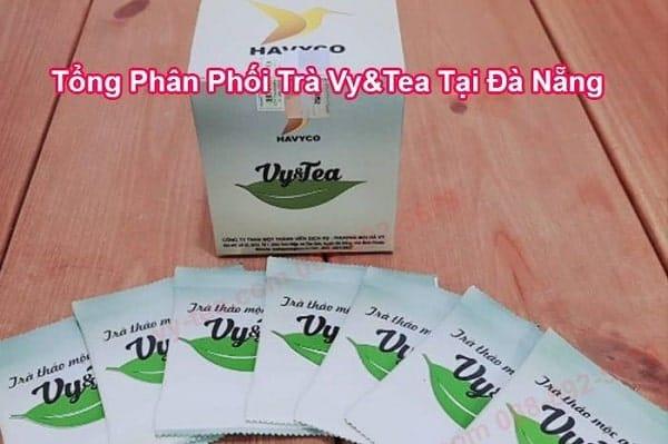 phân phối trà giảm cân vy tea tại đà nẵng
