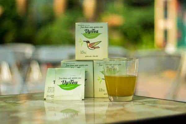 trà Vy Tea có giảm cân thật không
