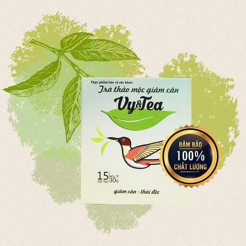 trà giảm cân nào hoàn toàn từ thảo mộc thiên nhiên