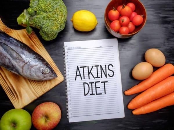 Chế độ ăn giảm cân Atkins