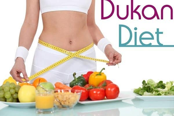 Chế độ ăn giảm cân Dukan