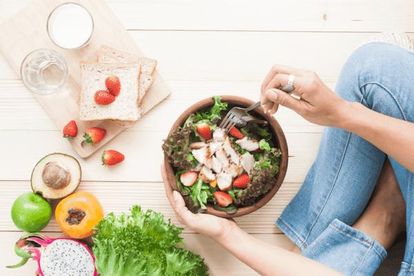 Chế độ ăn giảm cân Vegan