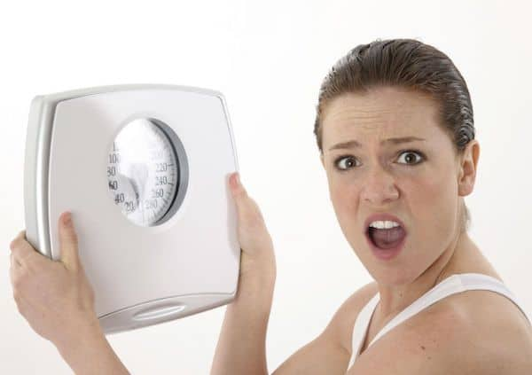 giảm cân sau sinh mổ